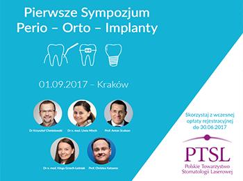 1. Sympozjum Perio-Orto-Implanty