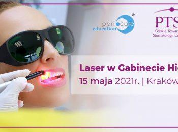Laser w Gabinecie Higieny | 15 maja 2021