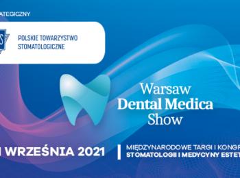 PTSL na Warsaw Dental Medica Show 2021